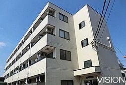 東京都葛飾区立石4丁目の賃貸マンションの外観