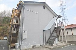 広島県広島市安芸区中野4丁目の賃貸アパートの外観