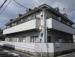 埼玉県さいたま市中央区桜丘2丁目の賃貸アパートの外観