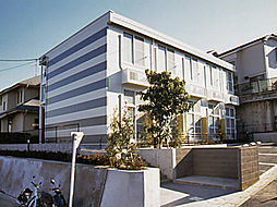 神奈川県川崎市宮前区菅生3丁目の賃貸アパートの外観
