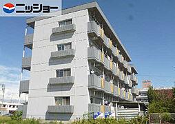 安田コーポ[3階]の外観