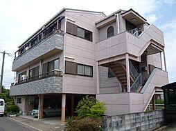 上村アパート[3F号室]の外観