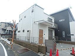 上町ハイツ[201号室]の外観