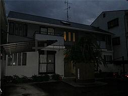 京都府京都市上京区下立売通七本松西入西東町の賃貸アパートの外観