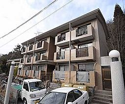 京都府京都市東山区今熊野総山町の賃貸マンションの外観
