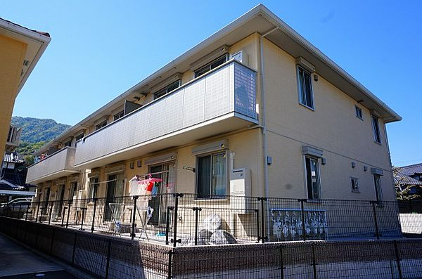 広島県広島市安佐南区祇園8丁目の賃貸アパート