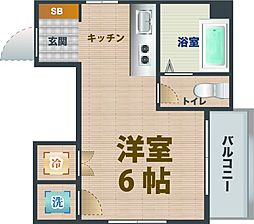 西荻窪駅 5.6万円