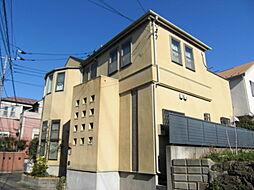 [一戸建] 神奈川県横浜市港北区師岡町 の賃貸【/】の外観