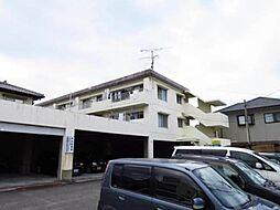 愛媛県松山市余戸東5丁目の賃貸マンションの外観