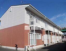 静岡県静岡市清水区大内新田の賃貸マンションの外観