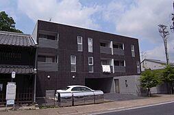 奈良県奈良市今小路町の賃貸マンションの外観