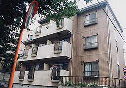 東京都調布市深大寺東町3丁目の賃貸マンションの外観