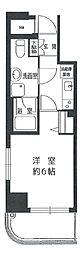 グリアス宮崎台[6階]の間取り