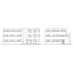 セント エバリュード スクエア[102号室号室]の外観