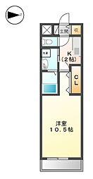 つつみ館[1階]の間取り