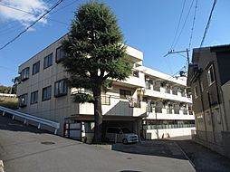 大阪府高槻市安満東の町の賃貸マンションの外観