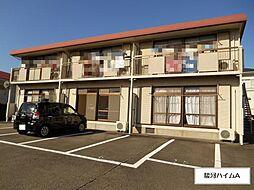 駿河ハイムA[201号室]の外観