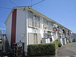 エントピア吉田C[2階]の外観