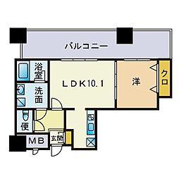 大濠公園駅 10.1万円