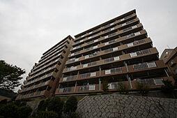 アーバンラフレ虹ヶ丘南 3棟[607号室]の外観
