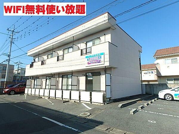 コーポたちばな 2階の賃貸【群馬県 / 太田市】