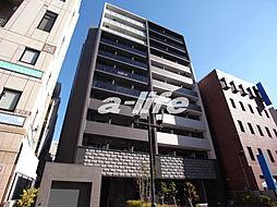 兵庫県神戸市中央区橘通4丁目の賃貸マンションの外観