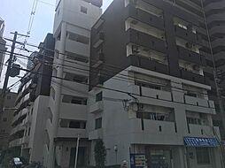 コーポ白鷺[4階]の外観