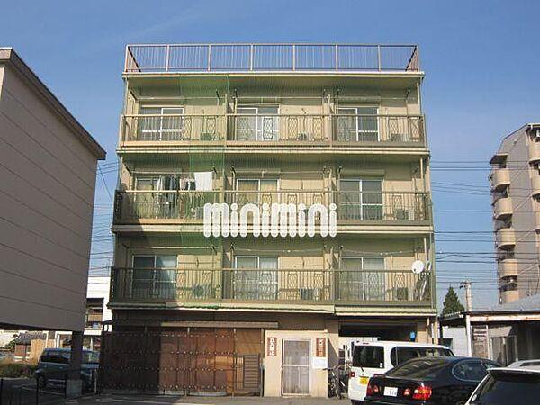 MAISON BIS[1階]の外観