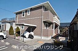 JR日豊本線 隼人駅 3.6kmの賃貸アパート