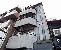 京都府京都市東山区三条通神宮道東入夷町の賃貸マンションの外観
