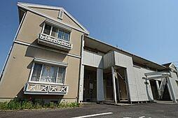 草川ハイツIII[201号室]の外観