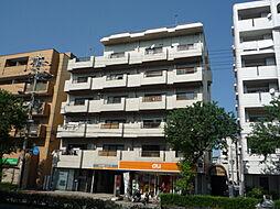 菅原大発マンション[4階]の外観
