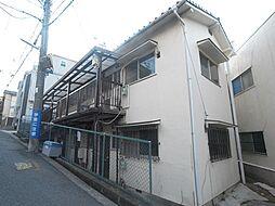 兵庫県神戸市垂水区千代が丘1丁目の賃貸アパートの外観