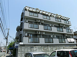 京都府京都市左京区一乗寺地蔵本町の賃貸マンションの外観
