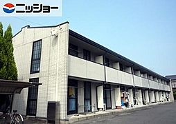 レオパレスエクセル・ハジメ[1階]の外観