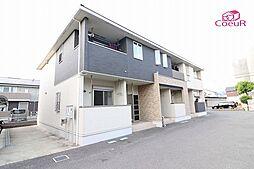 奈良県橿原市葛本町の賃貸アパートの外観