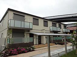 シャーメゾンMSK B棟[2階]の外観