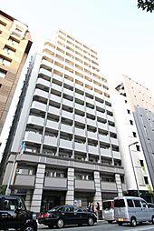 大阪府大阪市中央区北浜2丁目の賃貸マンションの外観