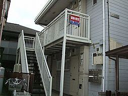埼玉県さいたま市中央区鈴谷3丁目の賃貸アパートの外観