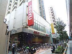 スーパー西友駒沢店(614m)