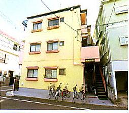 神奈川県川崎市幸区古市場1丁目の賃貸マンションの外観