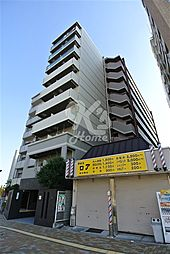兵庫県神戸市長田区北町1丁目の賃貸マンションの外観