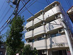 埼玉県所沢市小手指町3丁目の賃貸アパートの外観