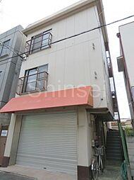 大阪府堺市北区百舌鳥梅北町3丁の賃貸マンションの外観