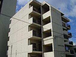レジデンスサノ[4階]の外観