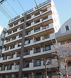 東京都葛飾区青戸3丁目の賃貸マンションの外観