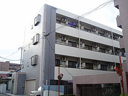 東京都江戸川区東葛西7丁目の賃貸アパートの外観