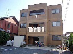 ウィング富士A[1階]の外観
