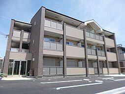 大阪府富田林市寿町1丁目の賃貸アパートの外観