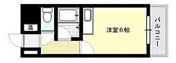 PLEAST警弥郷[4階]の間取り